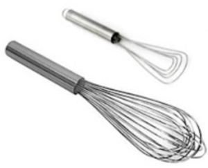 whisks for mixing milk replacer