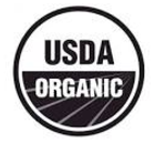 USDA Organic label for Organi-calf organic milk replacer